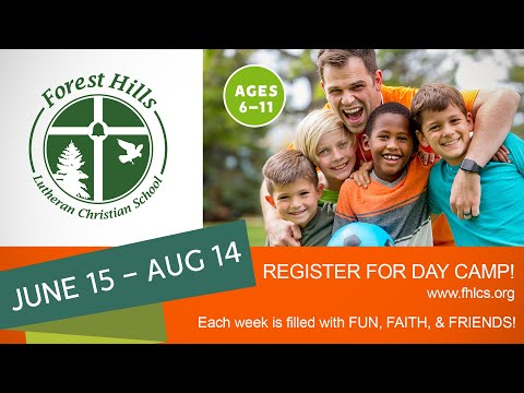 Forest Hills Lutheran Christian School | Cornelius, Oregon | Summer Day Camp
