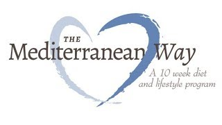 Mediterranean Diet Plan:  The Mediterranean Way 10 Week Program