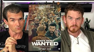 INDIA'S MOST WANTED   Arjun Kapoor   TRAILER REACTION!