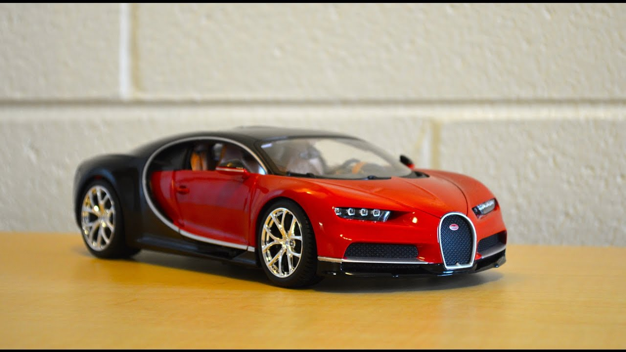 1 18 bugatti chiron youtube. Black Bedroom Furniture Sets. Home Design Ideas