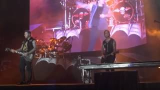 Avenged Sevenfold Unholy Confessions - live Rock USA 07 / 17 / 2015 Oshkosh Wisconsin