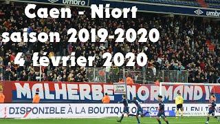 Ambiance Caen - Niort 2019-2020