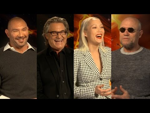 Guardians of the Galaxy cast dish out advice to film's characters