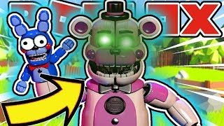 Funtime Freddy Kills Me Because Of This in Roblox Sister Location Obby