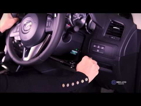 How To Operate Brig Ayd's Electric Trigger Throttle and Brake Hand Control