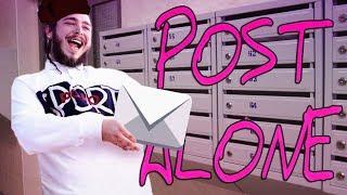 Почтальон — Post Malone Пародия (rockstar ft. 21 Savage)