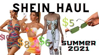 SUMMER 2021 TRY-ON SHIEN HAUL| SHEIN TRY-ON DRESSES & ACCESSORIES| MUST BUYSS!!