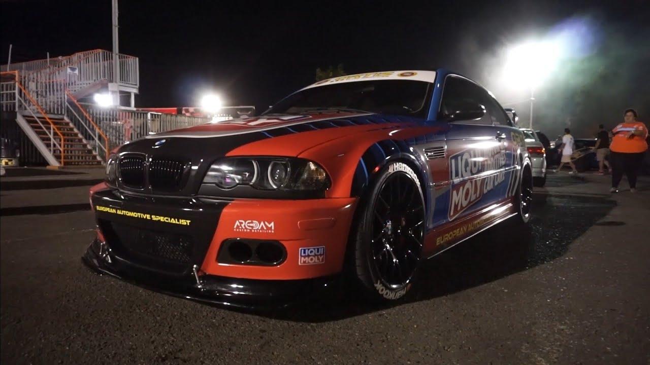 Salinas SpeedWay Roll Race