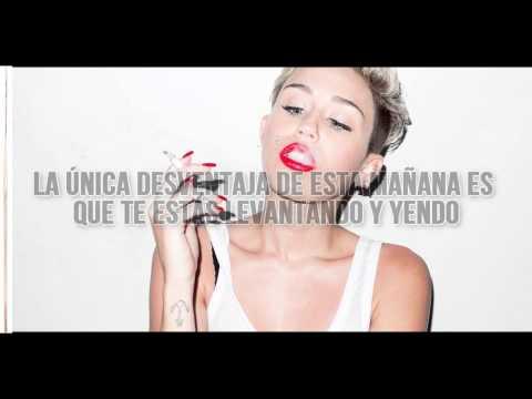 Miley Cyrus - Bang Me Box (traducida al español