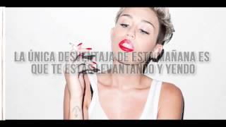 Скачать Miley Cyrus Bang Me Box Traducida Al Español