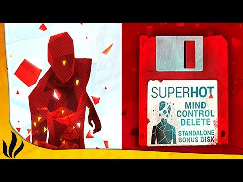 SUPERHOT: MIND CONTROL DELETE - L'EXTENSION ROGUE LIKE !