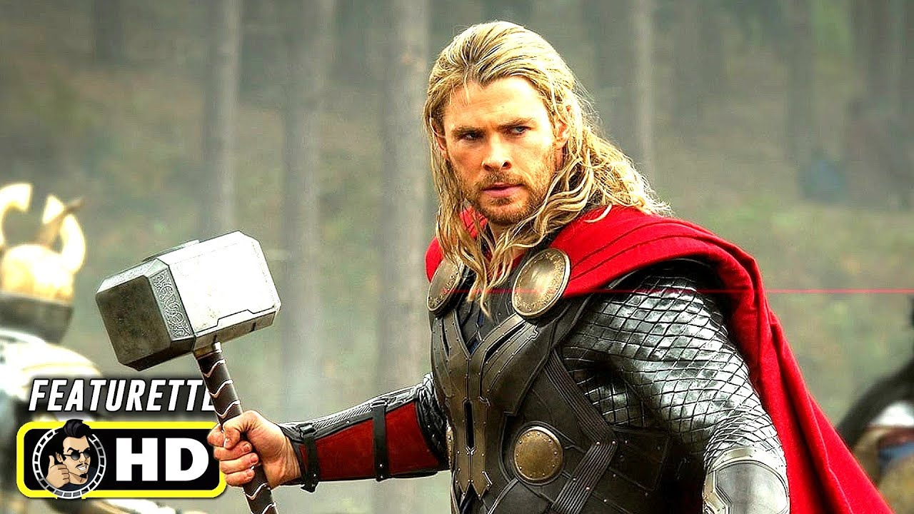 Every THOR Armour in the MCU (2011-2019) Chris Hemsworth [HD] Marvel