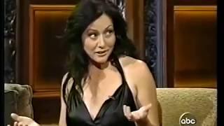 Jimmy Kimmel Live! - March 31st 2004 - Feat. Shannen Doherty