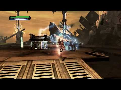 Star Wars: The Force Unleashed (PC) Walkthrough - Raxus Prime
