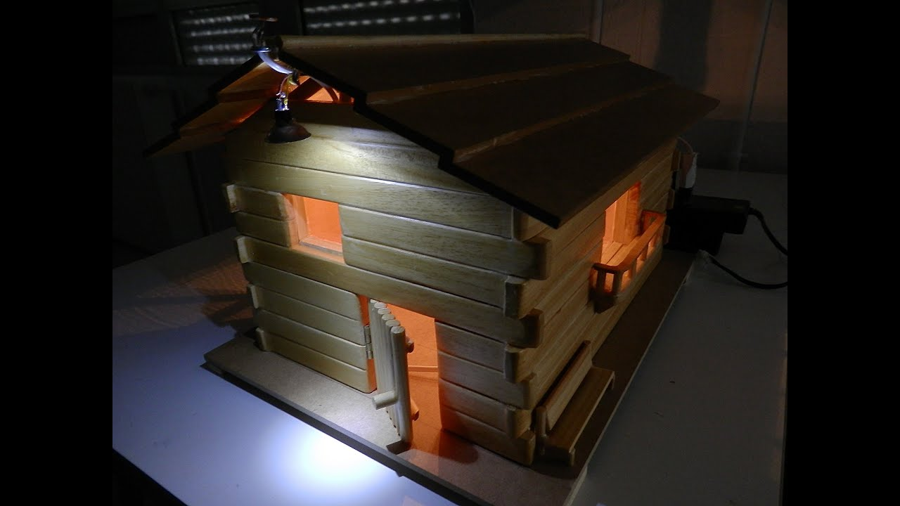 Casa inteligente sensor de luz 1 youtube - Sensor de luz precio ...