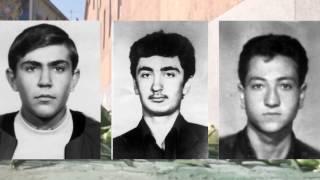 Հավերժ ներկաներ  20 21 տարեկան այս տղաներն ընկան Հայրենիքի սահմանները պաշտպանելիս