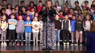 George Elementary | Veterans Day Program 2018