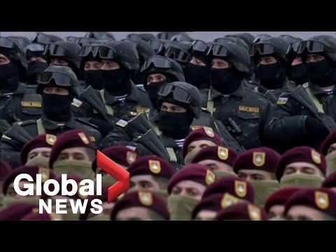 Nagorno-Karabakh Conflict: Azerbaijan, Turkey Celebrate Territorial Gains With Military Parade