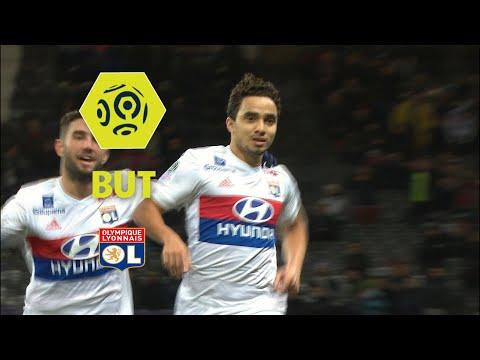 But RAFAEL (90' +3) / Toulouse FC - Olympique Lyonnais (1-2)  / 2017-18
