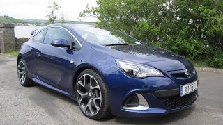 Review & Test Drive: 2015 Opel Astra OPC