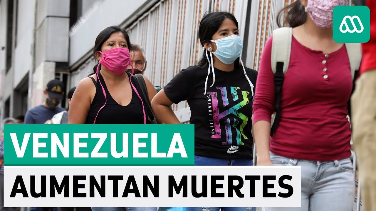 Coronavirus en Venezuela | Aumentan casos y muertes por covid-19