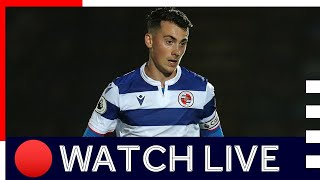 🔴 Live | Reading U23 Vs Manchester United U23 | Premier League 2