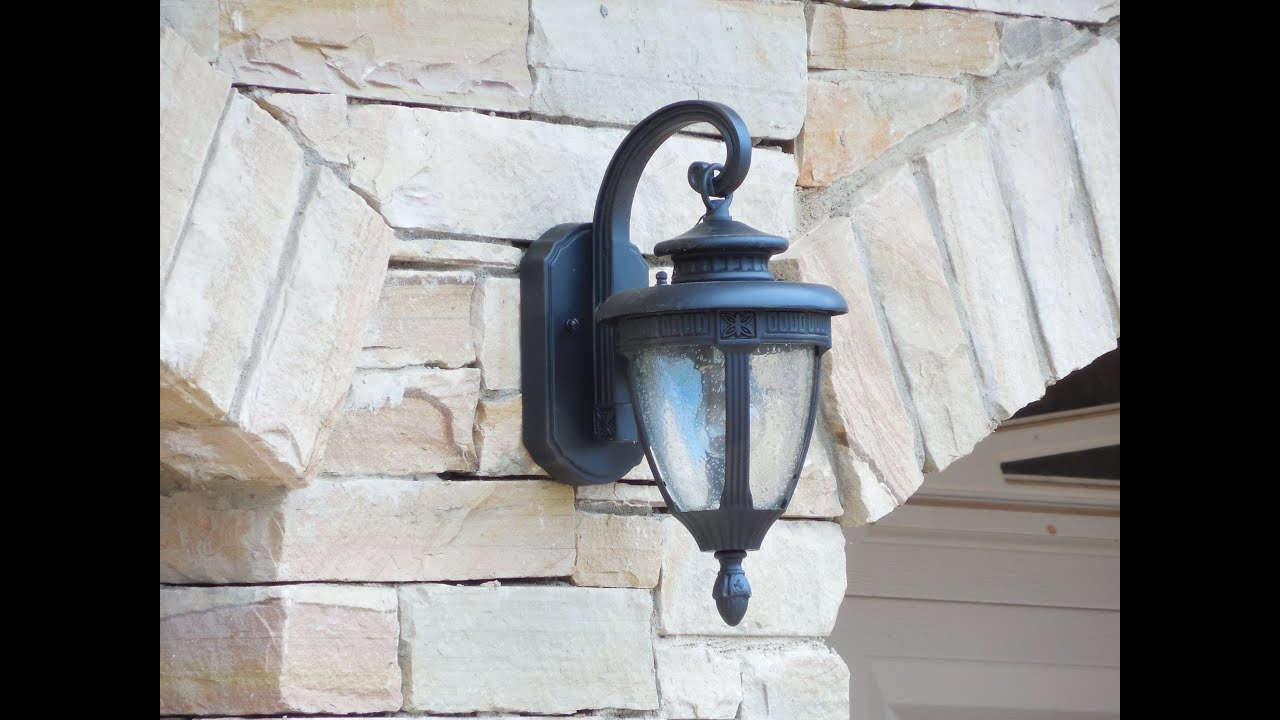 Beautiful Outdoor Wall Sconces For House Plan. Home Depot. Home Building.  Custom Homes.   YouTube