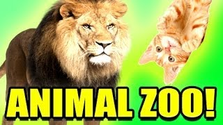 Gmod Acachalla ANIMAL ZOO Mod! (Garry
