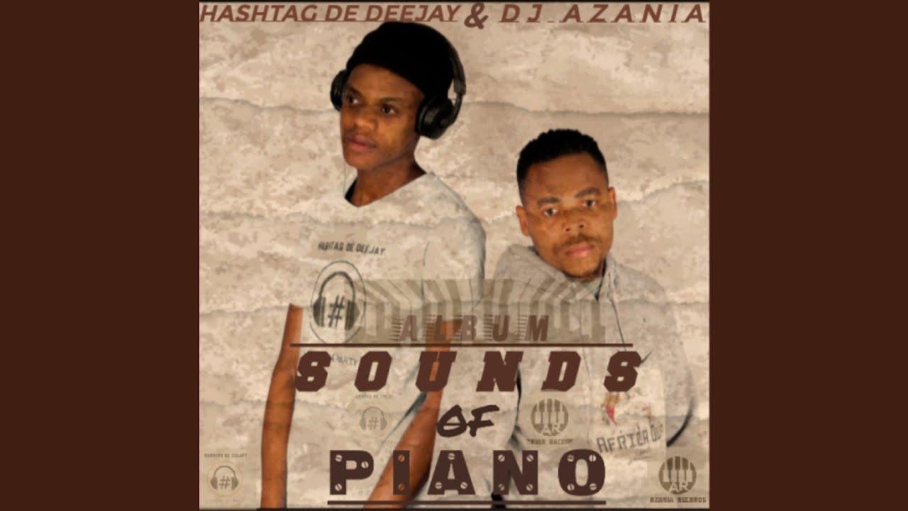 Dj Azania & Hashtag De Deejay - Njalo (ft. Spicks)
