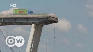 Italy bridge collapse: How structurally sound is Italy