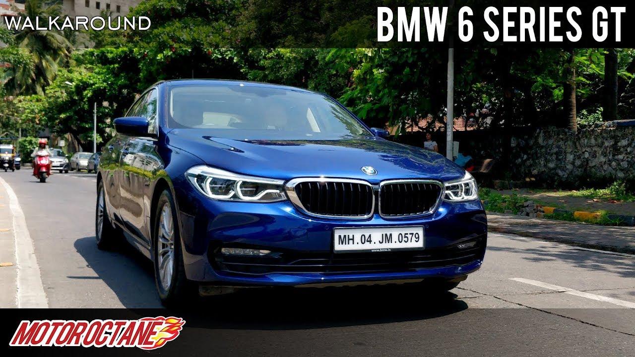 Bmw 6 Gt Real Life Review Hindi Motoroctane Youtube