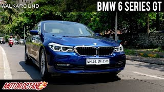 BMW 6 GT Real life Review | Hindi | MotorOctane