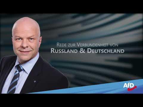 Rede zur Verbundenheit Russlands & Deutschlands - UT russisch
