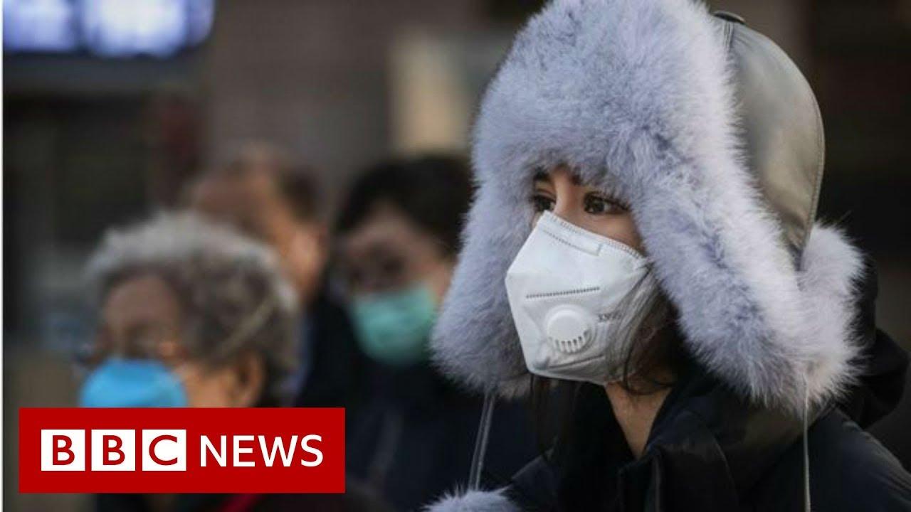 Coronavirus: US bars foreigners who recently visited China - BBC News