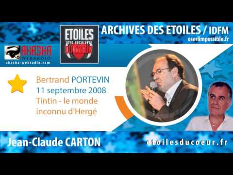 Bertrand PORTEVIN | Tintin, le monde inconnu d
