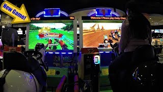 Derby Champions Horse Racing ARCADE Game Play 2018!