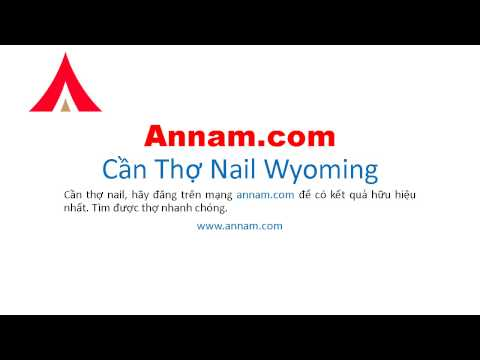Can Tho Nail Wyoming WY