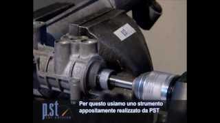PSt Car Service - la riparazione di strerzo a cremagliera e riduttori