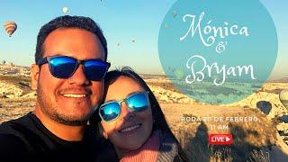 Monica y Bryam