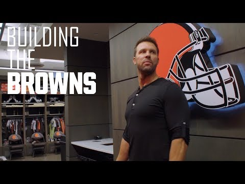 Building The Browns: Tim Couch visits Berea for the first time in 15 years