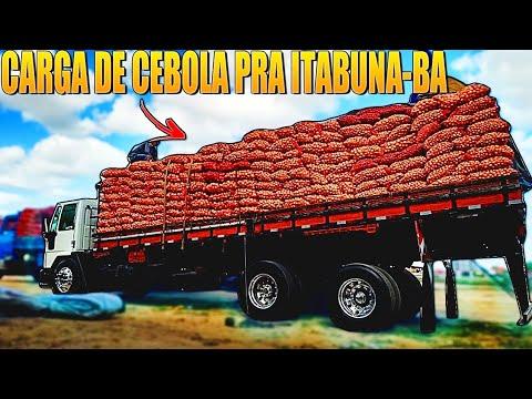 Carregamento Da Maria Chorona Pra O Sul Da Bahia, Um Pouco Da Viagem.