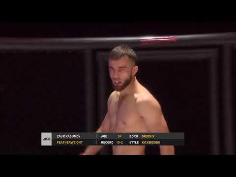 ACA Young Eagles 13: Авдал vs. Касумов – video