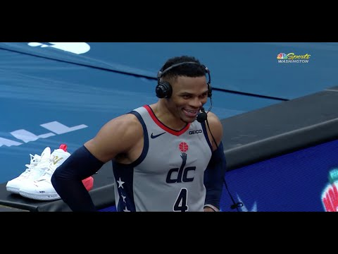 """Russell Westbrook After Comeback Win: """"I Was Out There Playing With One Leg"""""""
