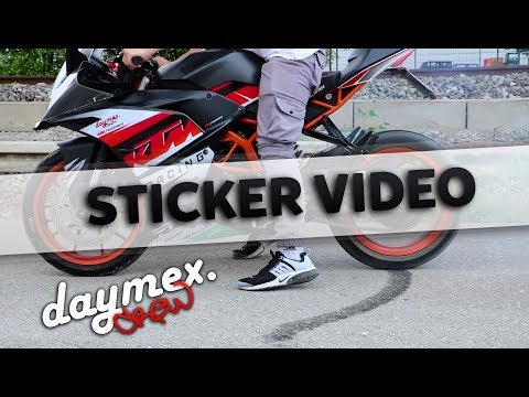 Sticker Video Daymex Youtube