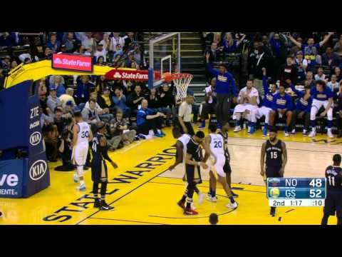 Top 10 NBA Plays: March 14th