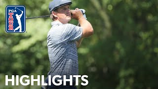 Bryson DeChambeau shoots 5-under 67 | Round 3 | Rocket Mortgage Classic 2020