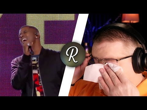 "Pentatonix Reaction | ""The Sound Of Silence"" LIVE"