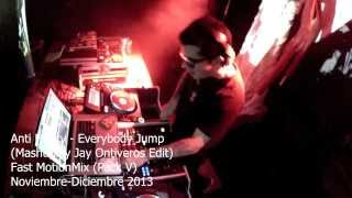 Anti Funky - Everybody Jump (Mashuplay Jay Ontiveros Edit).