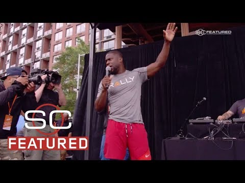Kevin Hart uses influence to inspire his fans to stay fit | SC Featured | ESPN Stories