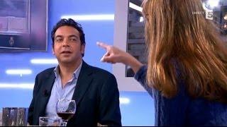 Clash entre Patrick COHEN et Carla BRUNI sur France 5 !